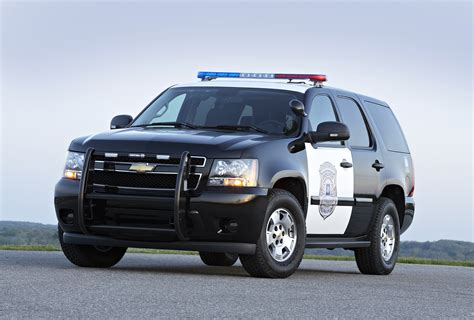 chevy vehicles tahoe police special has lowest life cycle cost gm authority