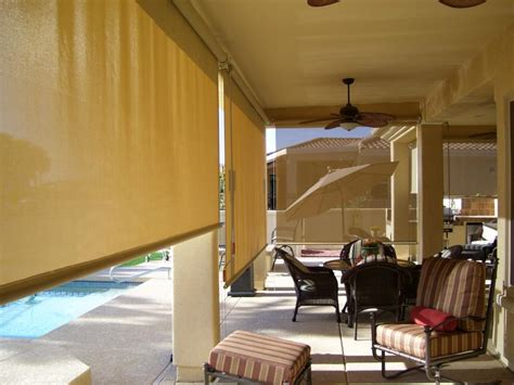 roll down curtains sun blinds for patio images