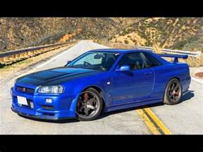 Pics Of Nissan Skyline Gtr Nissan R34 Skyline Gtr One Take