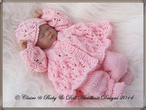 Set Knit 13 110 best baby doll handknit designs images on knit patterns knitting patterns and