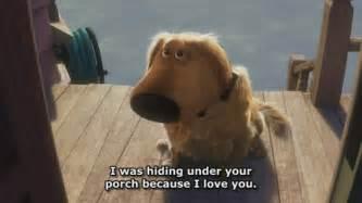 up film dog quotes cute disney disney movies dog dug funny inspiring picture