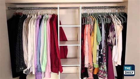 Wardrobe Makeover On A Budget by How To Makeover Your Closet On A Budget