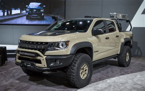2019 chevy colorado 2019 chevy colorado review changes specs and price