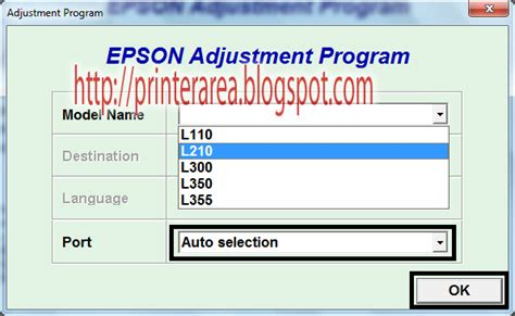 cara reset epson l210 ink level cara reset ink pad epson l210 printer area