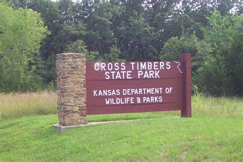 Garden State Kansas Rural Kansas Tourism Toronto Exploration Cross Timbers