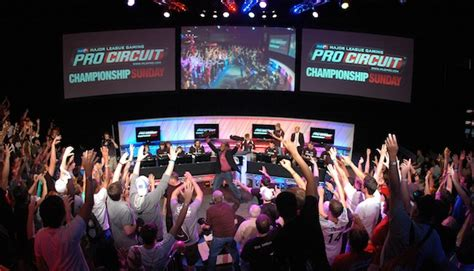 game industry events events for gamers mlg to hold combined pro gaming event in washington dc
