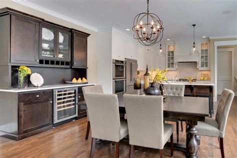 kitchen cabinets in dining room living dining room cabinets custom cabinet builders mn