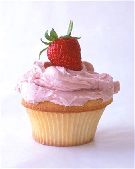 Baby And Bath Salt Sweet Strawberry strawberry cupcakes