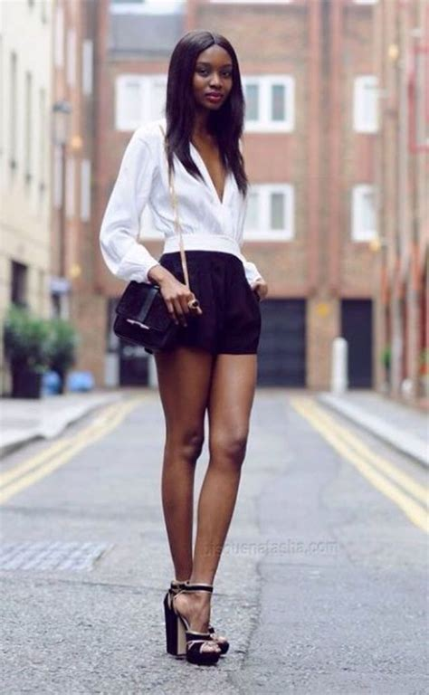 Dress Jersey Susun Squeen blouse top shirt white sleeves shorts black