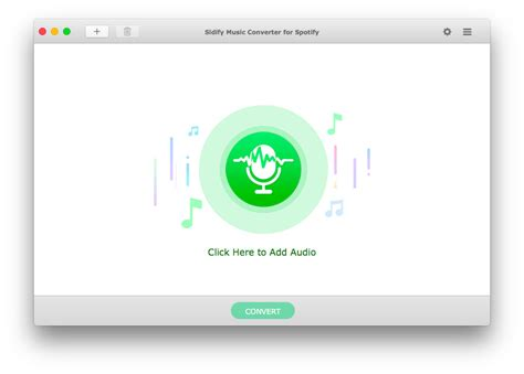 format audio spotify sidify music converter for spotify convert any audio