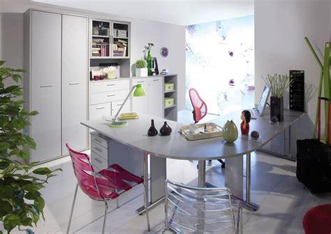 bureau deco design bureau blanc design avec une d 233 co originale photo 8 10