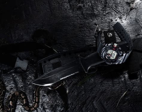 G Shock Gw 9400 Rangeman Black Ii the sensor g shock casio master of g