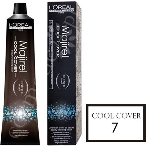 l oreal professionnel majirel cool cover n 176 6 3 biondo scuro beige dorato tubo 50 ml bellezza l oreal professionnel majirel cool cover hair color price in india buy l oreal professionnel