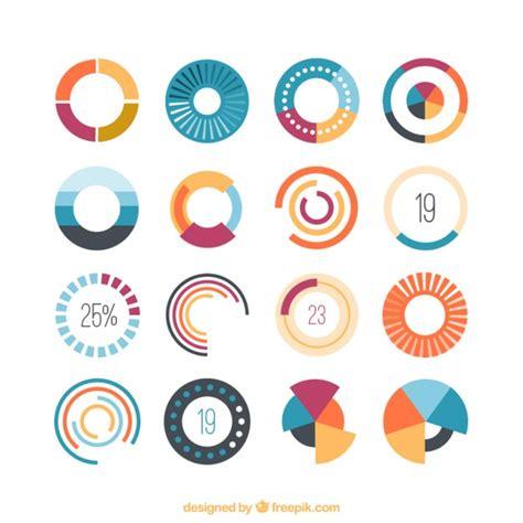 free logo design no cost colored loading icons vector premium download
