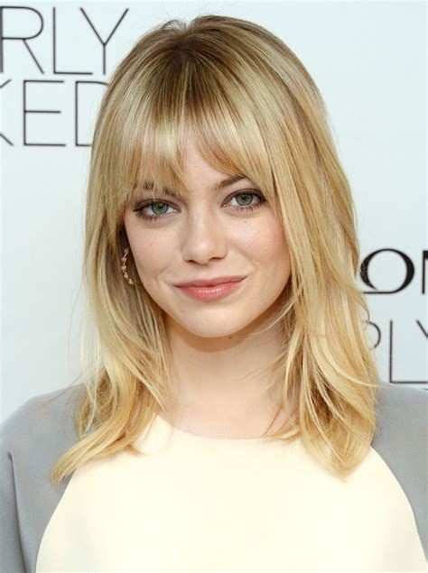 haircuts to get 37 emma stone hairstyles to inspire your next makeover