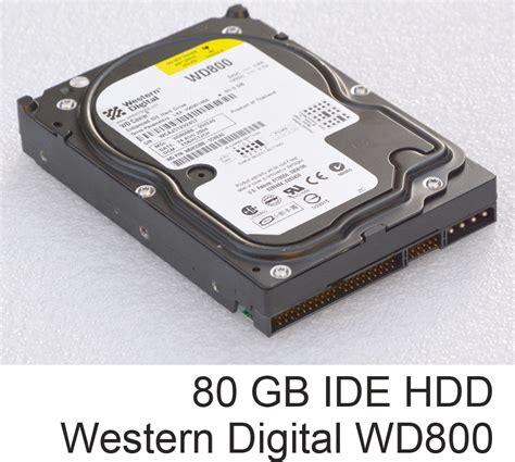 Harddisk Ps2 80 Gb 80 Gb Ide Pata Hdd Drive Hdd Western Digital Wd Wd800 Wd800bb 55head F5 Ebay