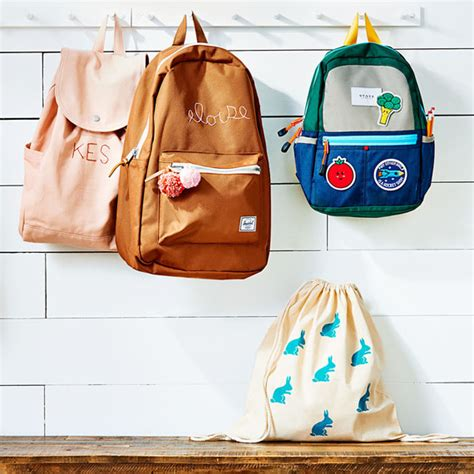 ideas for hanging backpacks diy backpack ideas diy do it your self
