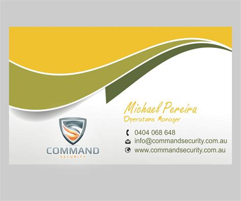 designs of cards bold modern business card design for michael pereira by