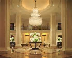 luxury lobby interior design of beverly wilshire hotel beverly hills los angeles california