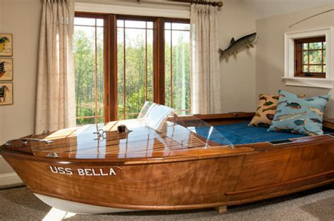 boat bed amazing boat bed is it a repurposed boat or was it custom