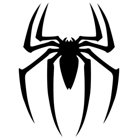 spiderman symbol coloring page spiderman logo by navdbest on deviantart
