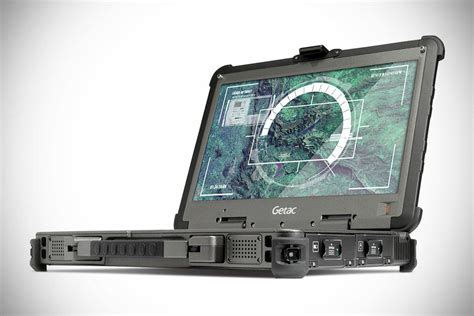 Rugged Laptop by Getac Flagship X500 Ultra Rugged Laptop Gets Updated With