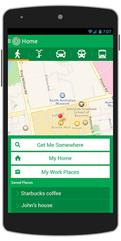 Buy Mapit Android App Template Navigation Chupamobile Com Android Mobile App Templates