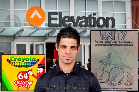 elevation church coloring book elevation church releases cult of steven furtick