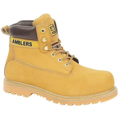 amblers steel fs7 steel toe cap boot womens boots