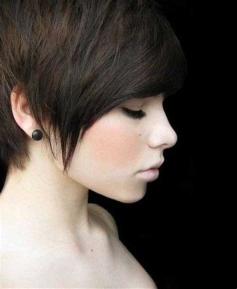 hair style with longer on sides 20 best long pixie hairstyles pixie cut 2015