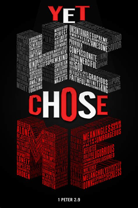 design is me yet he chose me christian poster t shirt design on behance