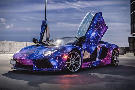 galaxy lamborghini lamborghini aventador roadster galaxy by dxsc