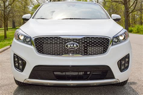 06 Kia Sorento Reviews Review 2016 Kia Sorento Sx V6 95 Octane