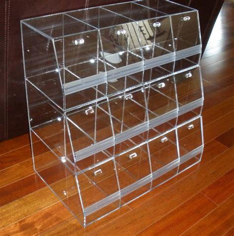 Bulk Wholesale Home Decor Acrylic Multi Bin System