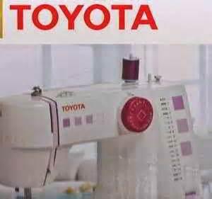 Mesin Obras Dan Bordir promo daftar harga mesin jahit toyota terbaru untuk obras dan bordir konveksi