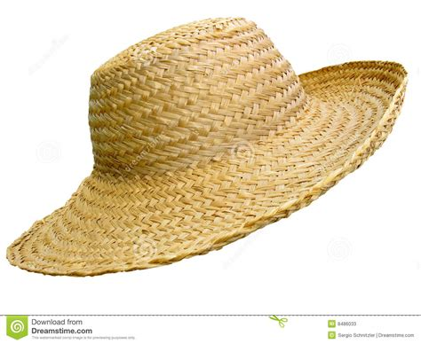 Handmade Straw Hats - handmade straw hat stock photos image 8486033