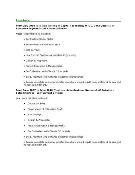 up to date resume sles 28 images regional sales resume