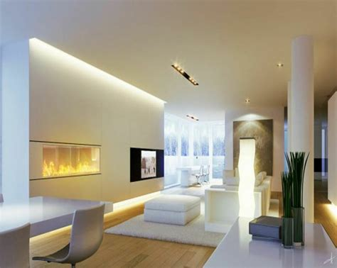 iluminacion led indirecta para interiores 42 ideas - Luces De Interior