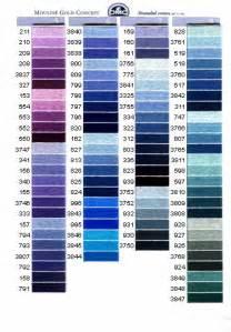 dmc colors dmc stranded cotton