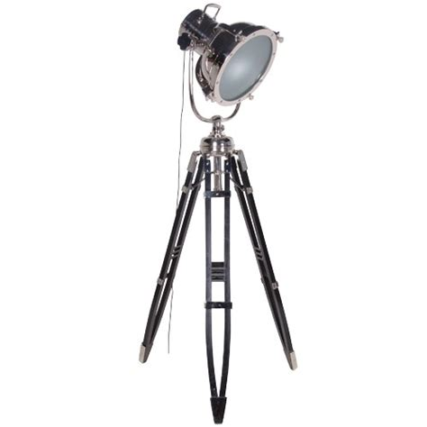 tripod spotlight floor l large aluminium spotlight tripod floor l