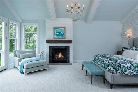 Bedrooms Blue And Gray Master Bedroom Gray Chaise Lounge Light Blue And Gray Bedroom