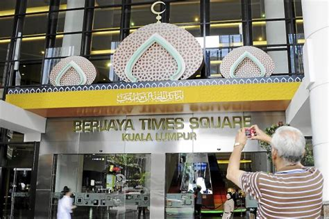 Colours Home Decor malls in klang valley pull out all the stops for coming