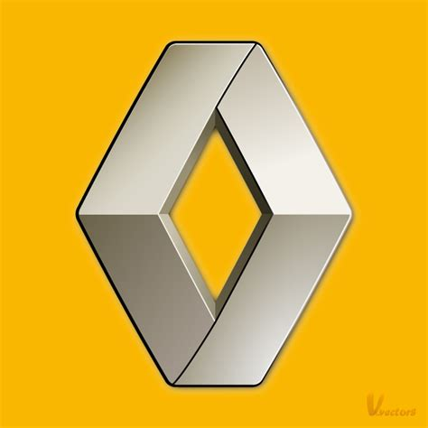 Create The Renault Logo Vforvectors
