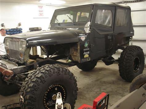 Jeep Wheelbase Yj Wheelbase Stretch Nc4x4