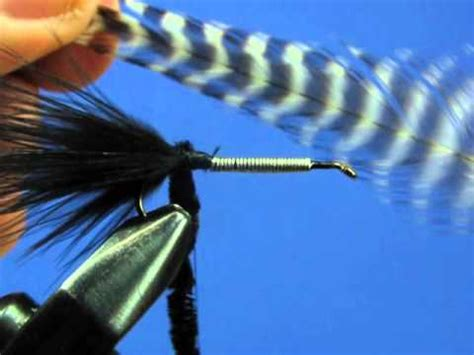 beginner fly tying tips part 4 the woolley