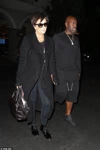 kim kardashian gift kris kris jenner and boyfriend corey gamble arrive at kim
