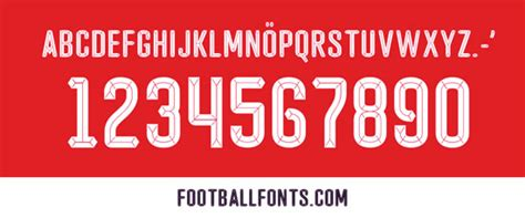 arsenal ucl font arsenal ucl cup 2015 2016 font ttf football fonts