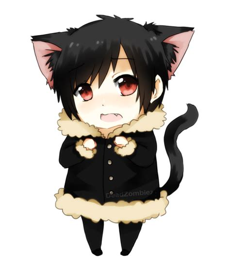 imagenes anime neko chibi pics of anime neko boys google search usuk pinterest