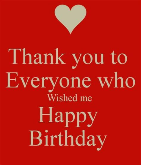 Birthday Thank You Quotes 17 Best Birthday Thank You Quotes On Pinterest Walt