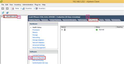 Mba Configuration Menu Dell Esxi by Vmware Esxi 6 Valent